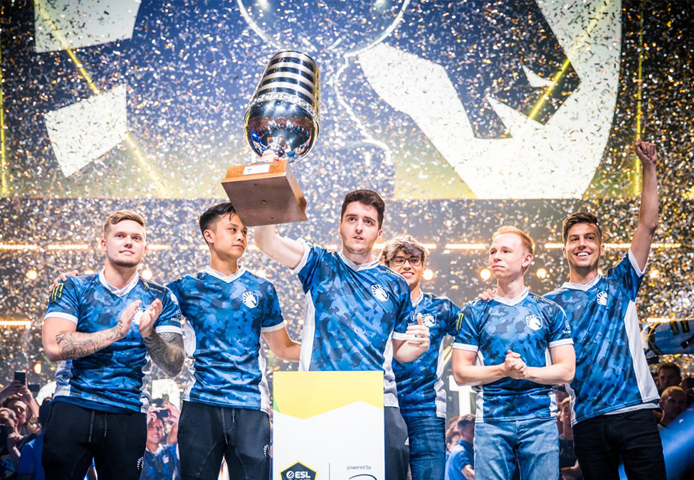 2019 League of Legends World Championship Team Power Ranking