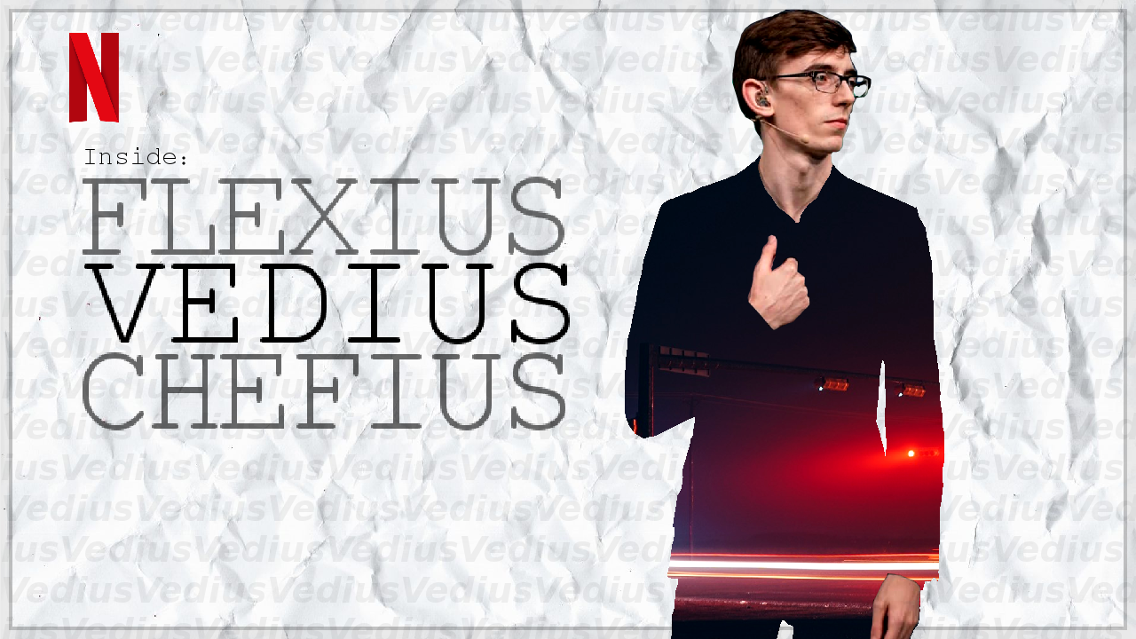 Netflix announces 'Inside: Vedius'