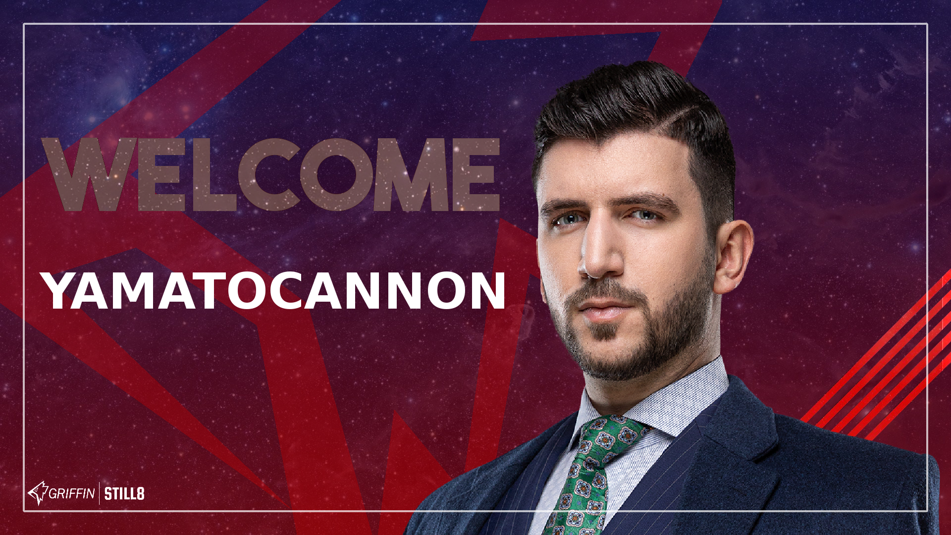 YamatoCannon Announced New Griffin Coach