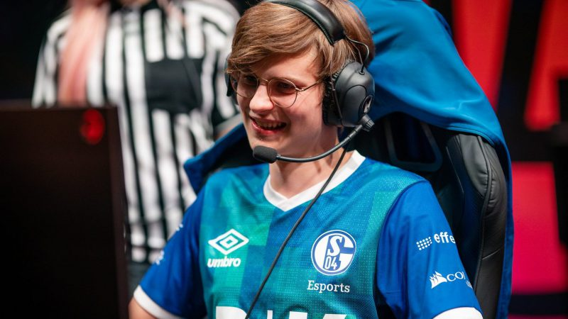 Sources: Upset to join Fnatic, Rekkles shifting to support