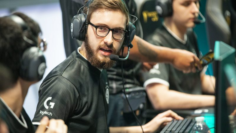 Bjergsen to move to jungle position for TSM