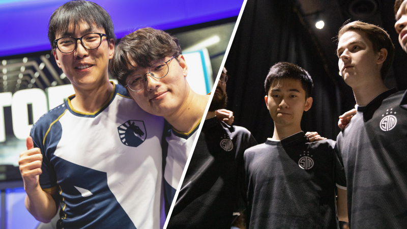 Sources: Team Liquid to trade Doublelift and CoreJJ for Kobbe and Biofrost