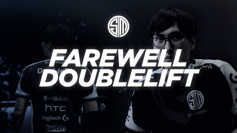 TSM kick Doublelift in an attempt to find international sucess