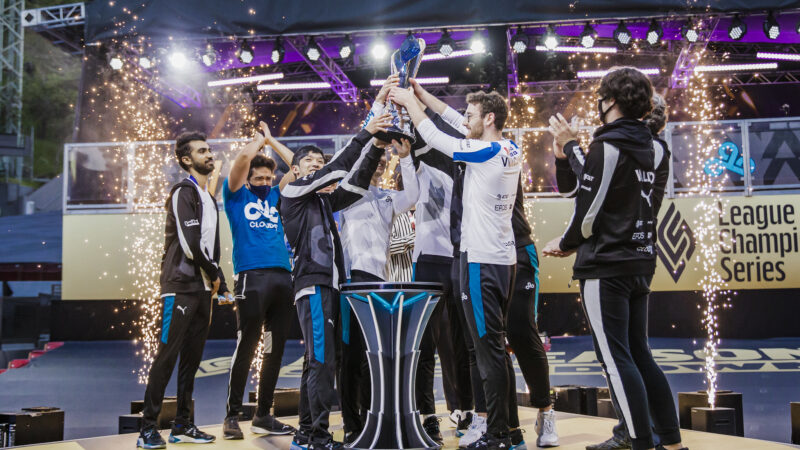 C9 vacationed instead of preparing for MSI